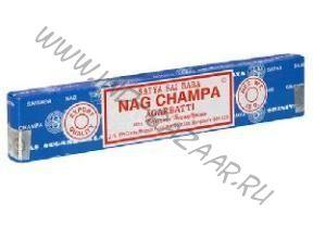 Nag champa Sai Baba agarbatti 10 шт. (Москва)