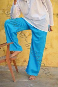 10 шт. Летние прямые штаны из хлопка (унисекс).