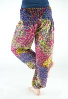 Красивые женские восточные шаровары из хлопка, купить в Москве