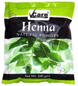 Индийская хна для волос VCare, 200 г